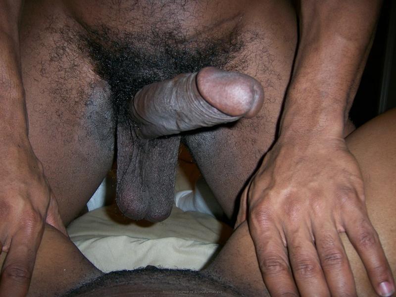 Оральный секс негритянской пары любителей